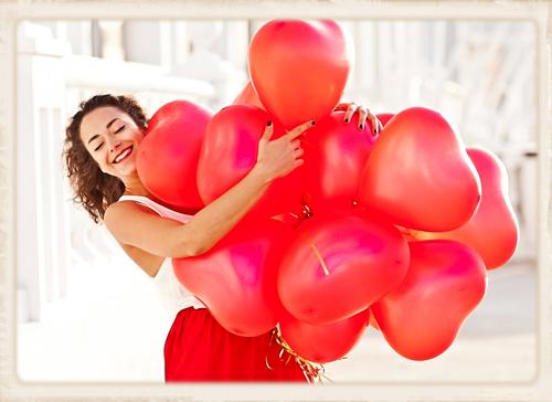 Ich will Herzluftballons!